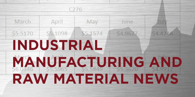 Industrial Manufacturing News